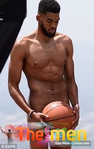 Karl Anthony Towns Naked (5 Photos)