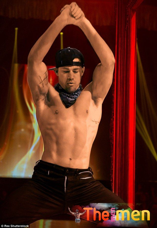 Channing Tatum And His Best Shirtless Pictures