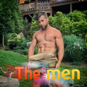 Colby Melvin Nude — Check Out That Beautiful Model Cock!
