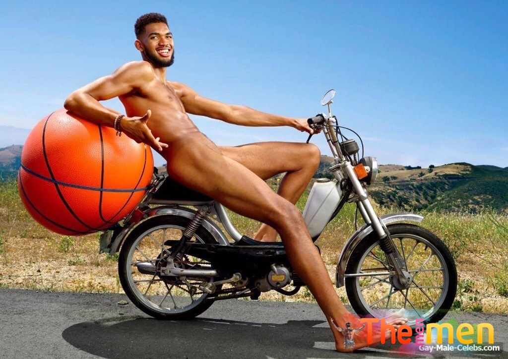Karl Anthony Towns Naked (8 Photos)