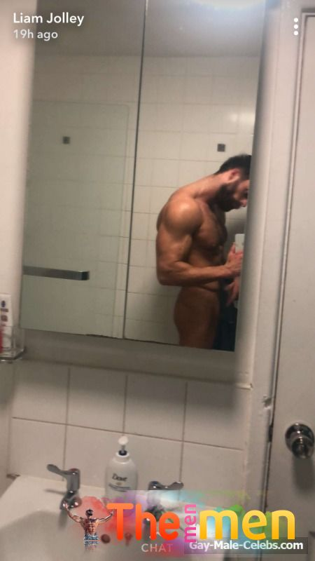Liam Jolley Naked (9 Photos)