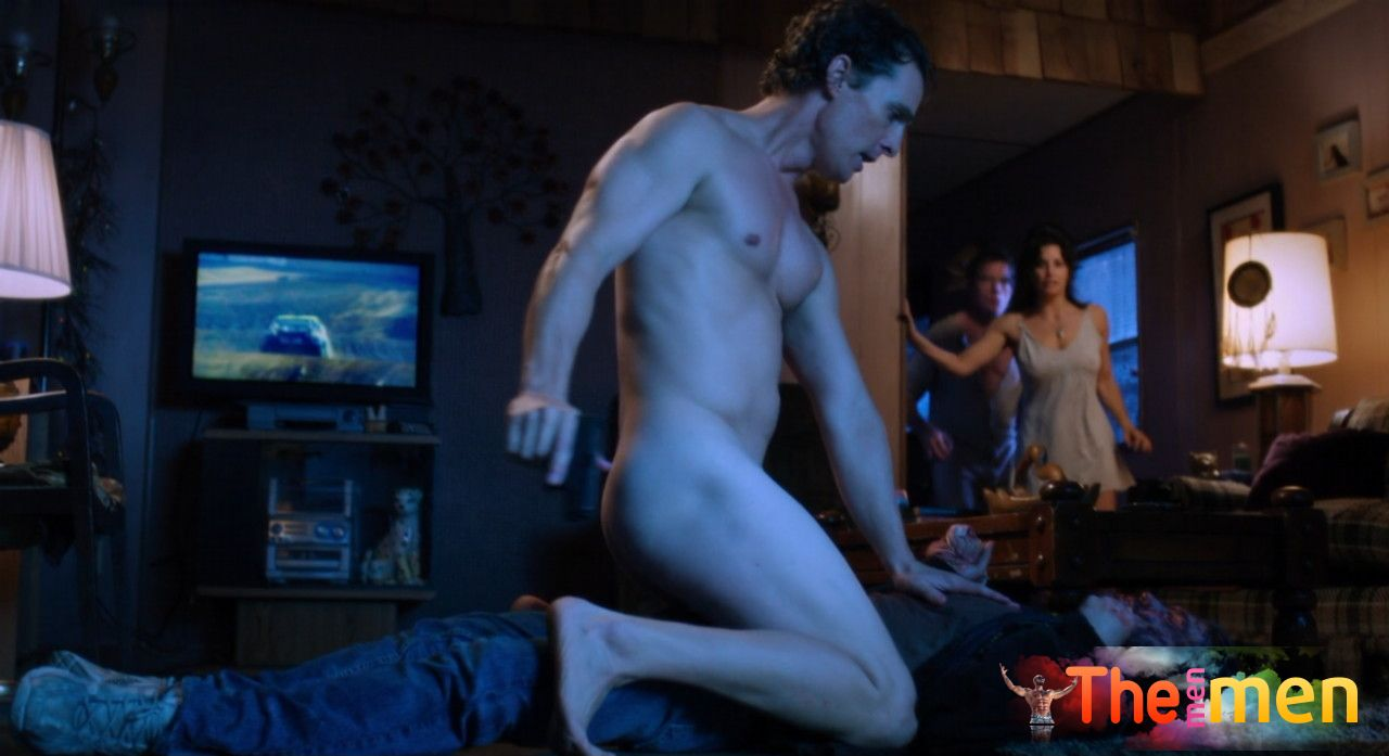 Matthew McConaughey And His Impressive Naked Butt