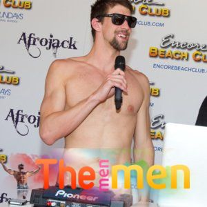 [ HOT ] Michael Phelps Nude Pics - Look At That Perfect Physique!