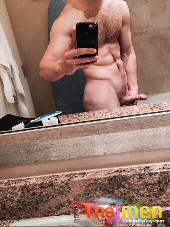 Mike Posner Naked
