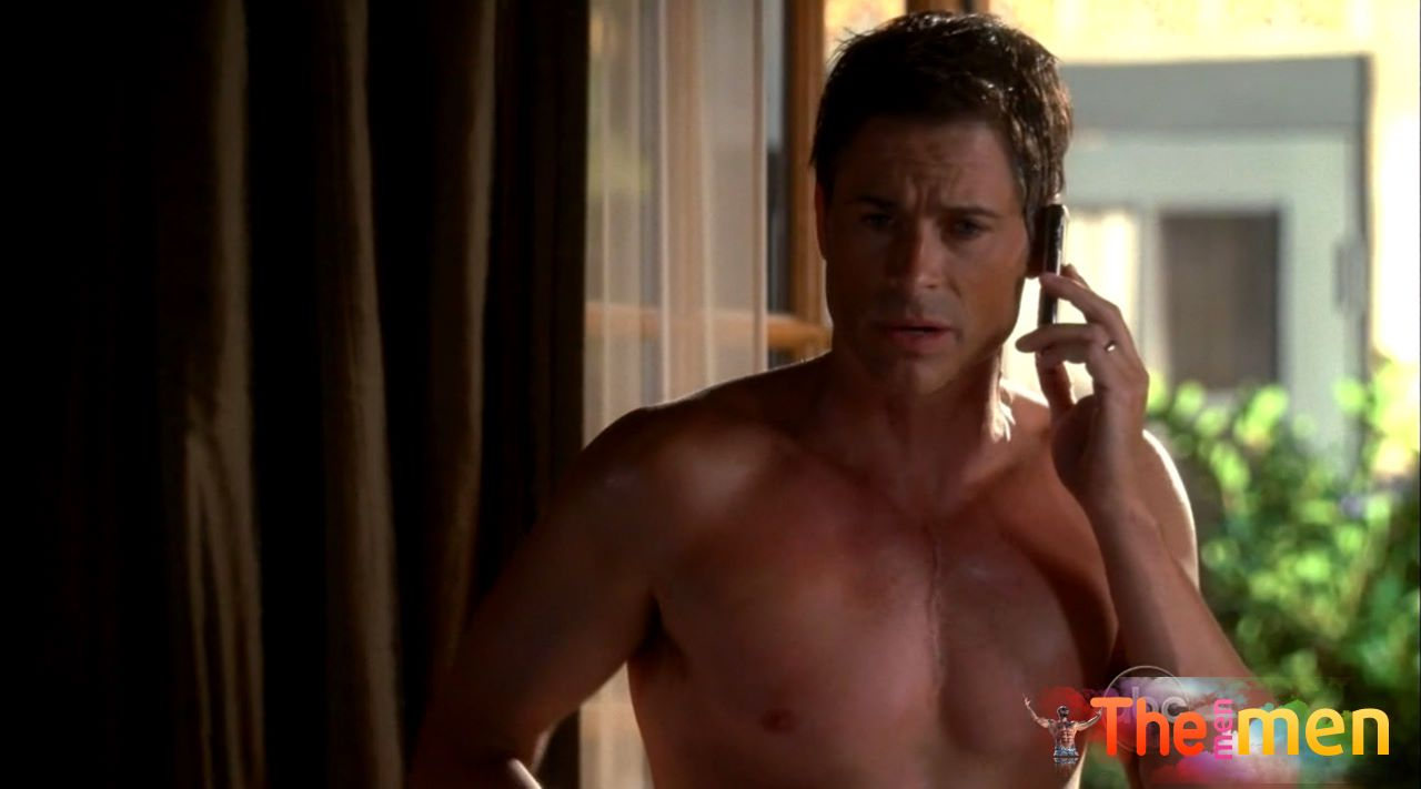 Rob Lowe's Medium-Sized Package
