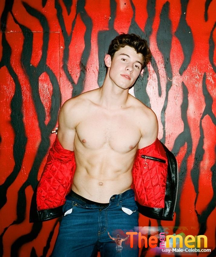 Nude shawn mendes Shawn Mendes'