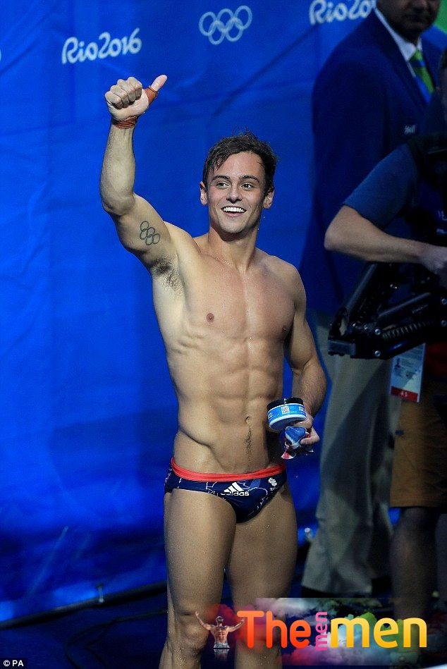 Tom Daley: Leaked Ass-Blasting Video