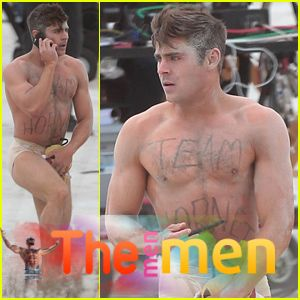 Zac Efron Has The Most Perfect Body Ever