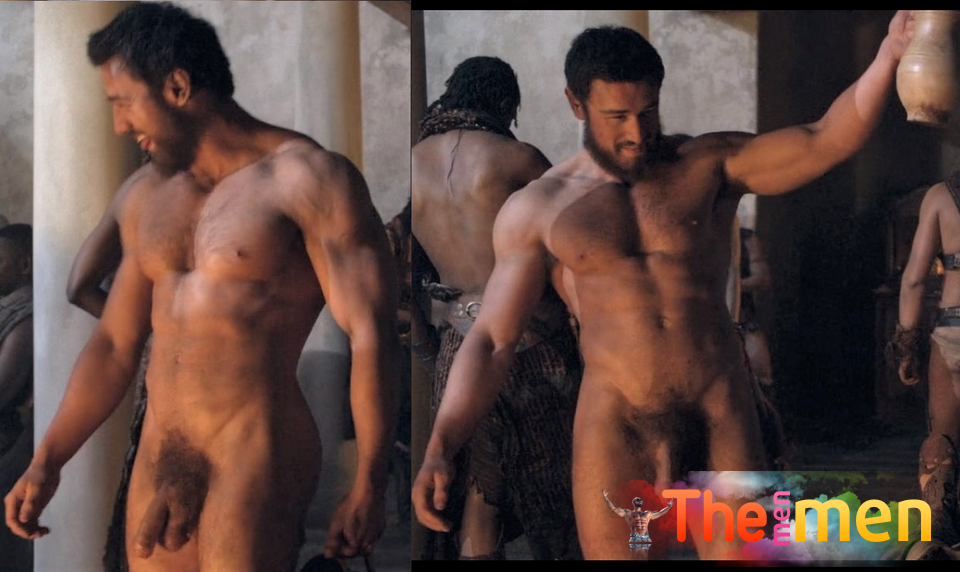 James Well Naked (1 Photo)