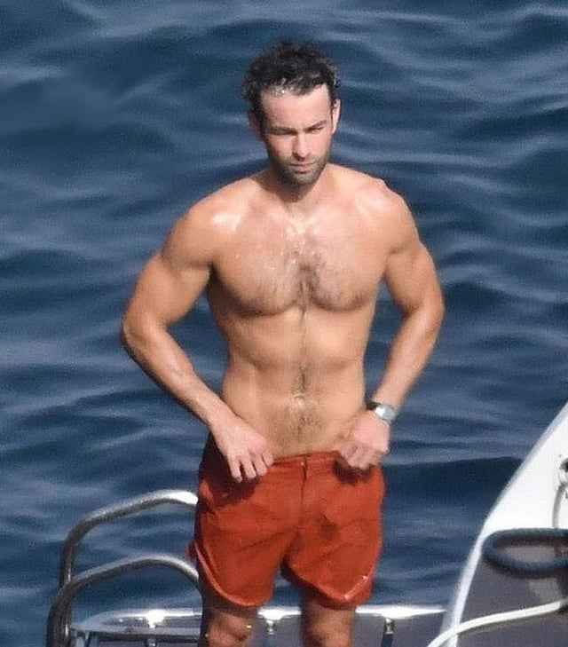Chace Crawford Sexy (1 Photo)